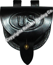 US stamped Cap Pouch