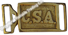 CSA Square Buckle